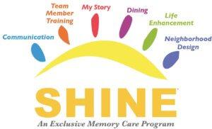 Shine memory care