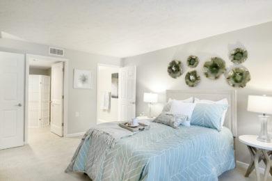 Edgewater Model Bedroom